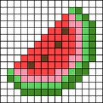 Alpha pattern #28133