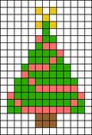 Alpha pattern #28166