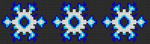 Alpha pattern #28175