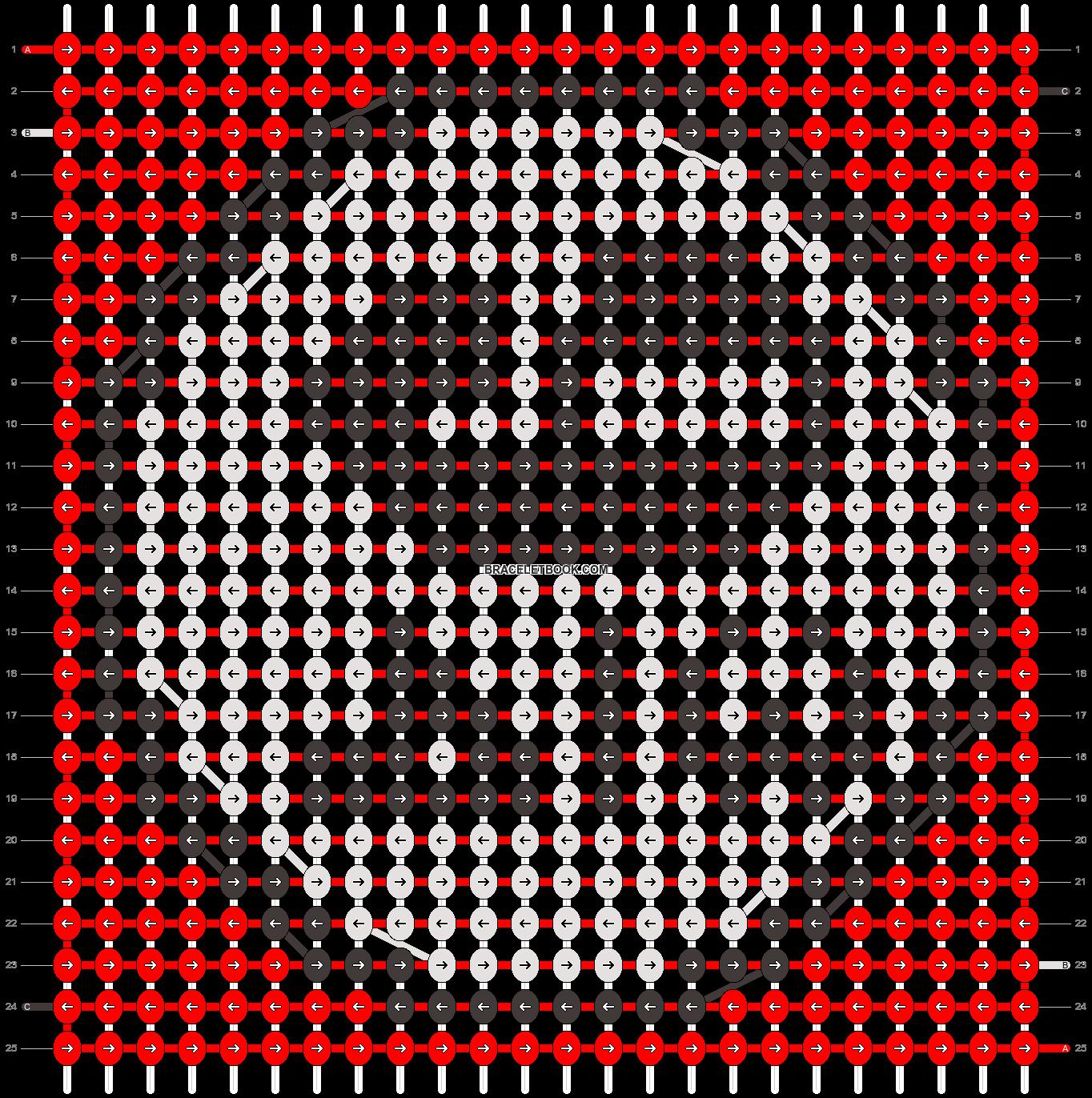 Alpha pattern #28188 pattern