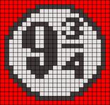 Alpha pattern #28188