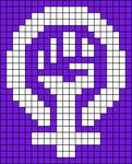 Alpha pattern #28189