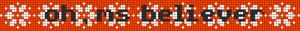 Alpha pattern #28190