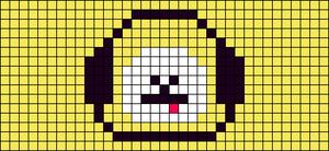 Alpha pattern #28216