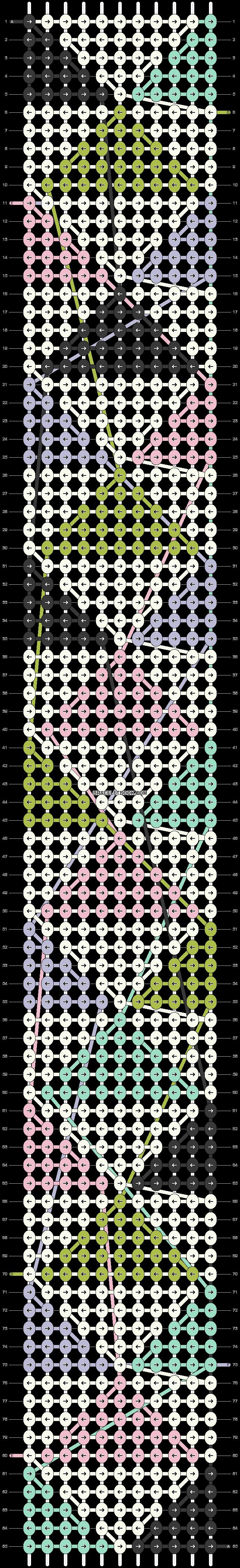 Alpha pattern #28232 pattern