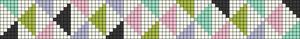 Alpha pattern #28232
