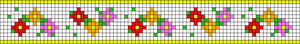 Alpha pattern #28239
