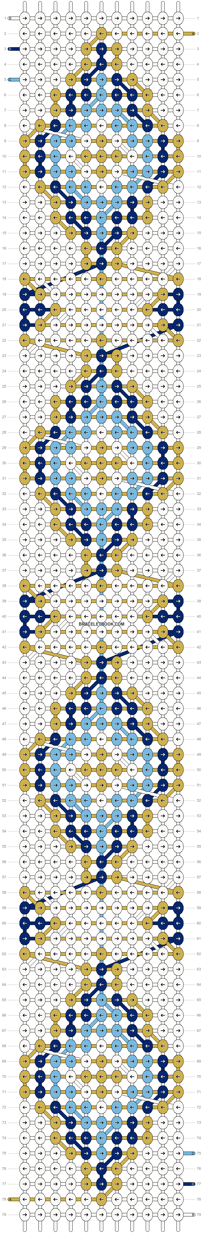 Alpha pattern #28244 pattern