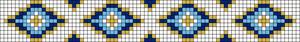 Alpha pattern #28244