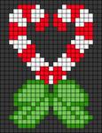 Alpha pattern #28268