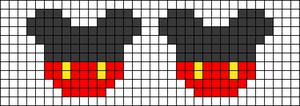 Alpha pattern #28280