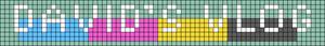 Alpha pattern #28282