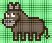 Alpha pattern #28283
