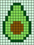 Alpha pattern #28330