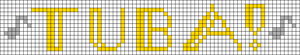 Alpha pattern #28343