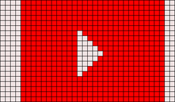 Alpha pattern #28367