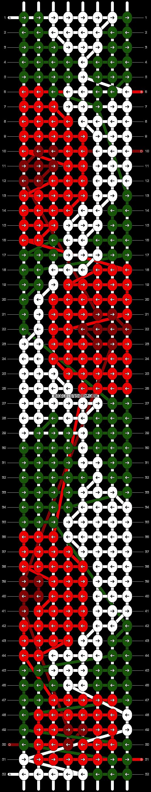 Alpha pattern #28427 pattern