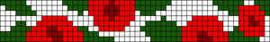 Alpha pattern #28427