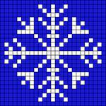 Alpha pattern #28429