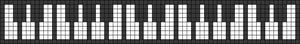 Alpha pattern #28430