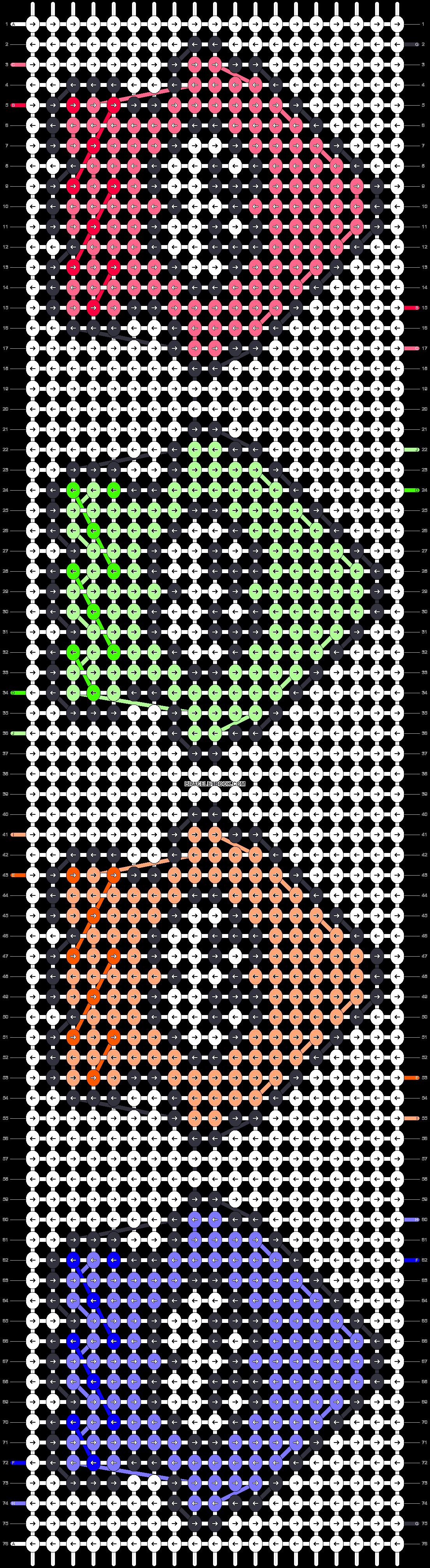 Alpha pattern #28440 pattern