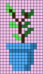 Alpha pattern #28472