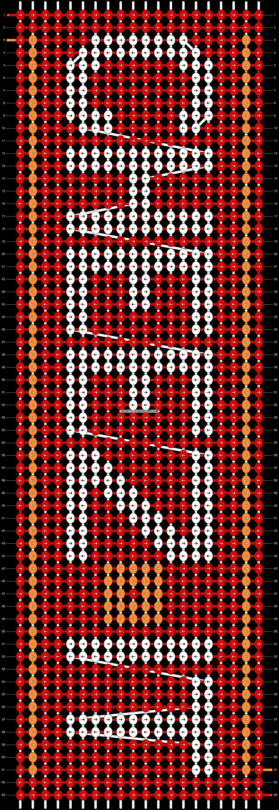 Alpha pattern #28481 pattern