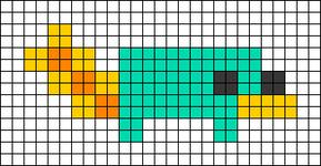 Alpha pattern #28524