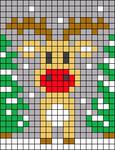 Alpha pattern #28535