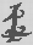 Alpha pattern #28548