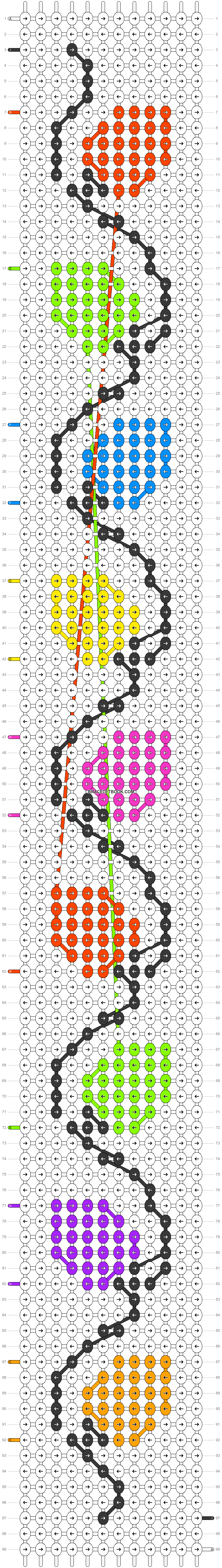 Alpha pattern #28565 pattern