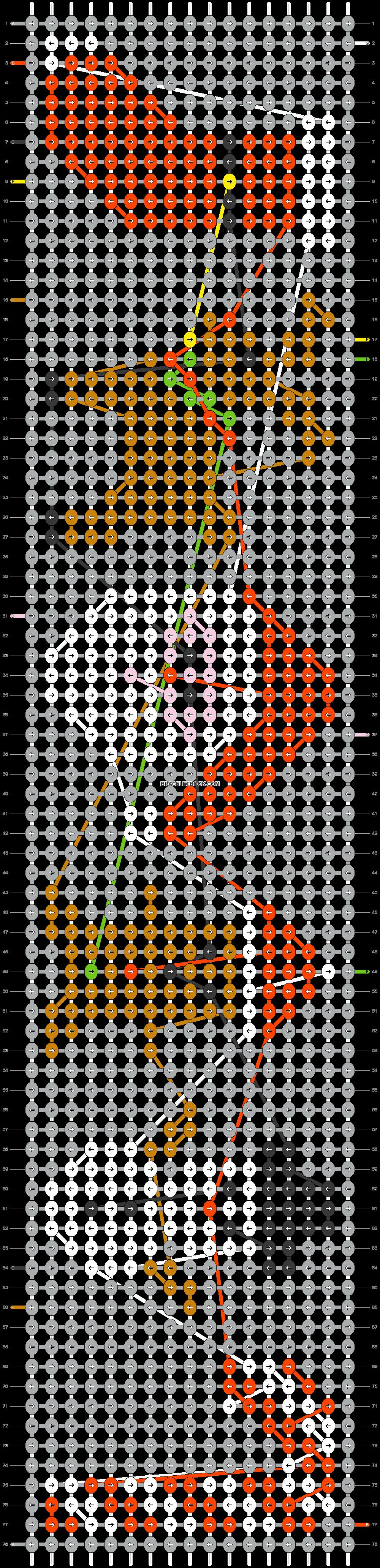 Alpha pattern #28571 pattern