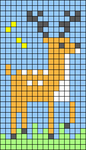 Alpha pattern #28604