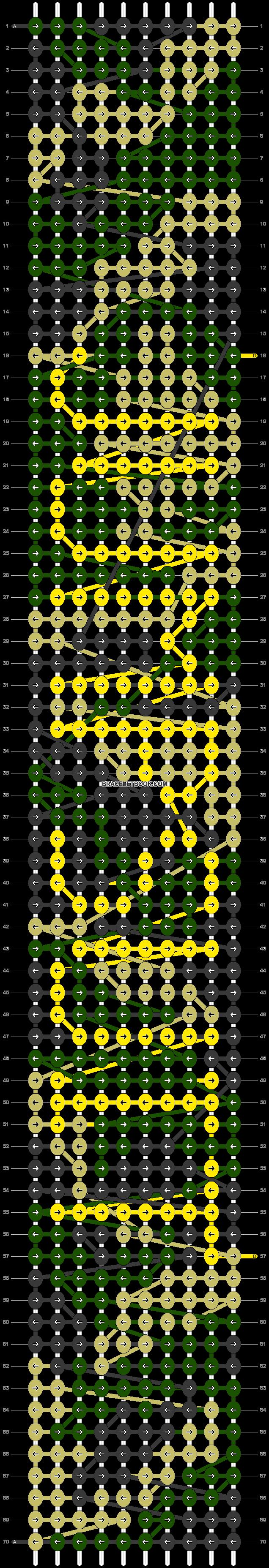 Alpha pattern #28607 pattern