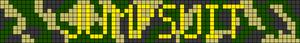 Alpha pattern #28607