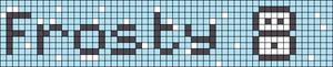 Alpha pattern #28609