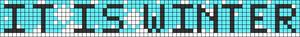 Alpha pattern #28616