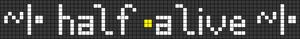 Alpha pattern #28634
