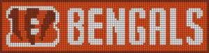 Alpha pattern #28636