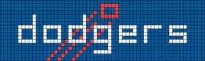 Alpha pattern #28654