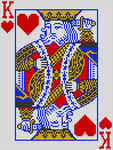 Alpha pattern #28655