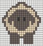 Alpha pattern #28678