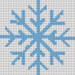 Alpha pattern #28684