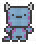 Alpha pattern #28721