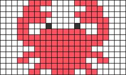 Alpha pattern #28737