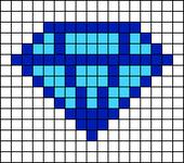Alpha pattern #28741