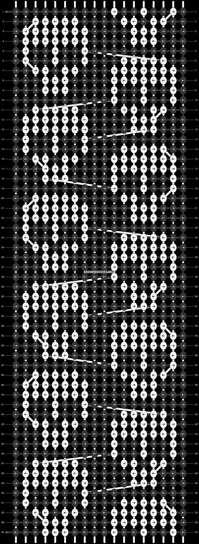 Alpha pattern #28776 pattern