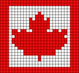 Alpha pattern #28797