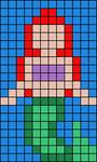 Alpha pattern #28815