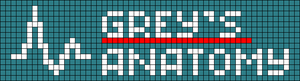 Alpha pattern #28837